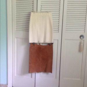 Marciano Dresses - 2 Mini Skirts